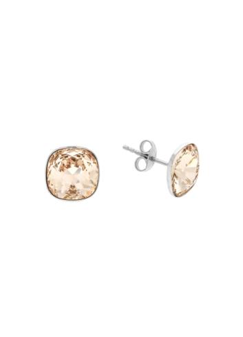 10004240 Kolczyki srebrne pr.925 z kryształami