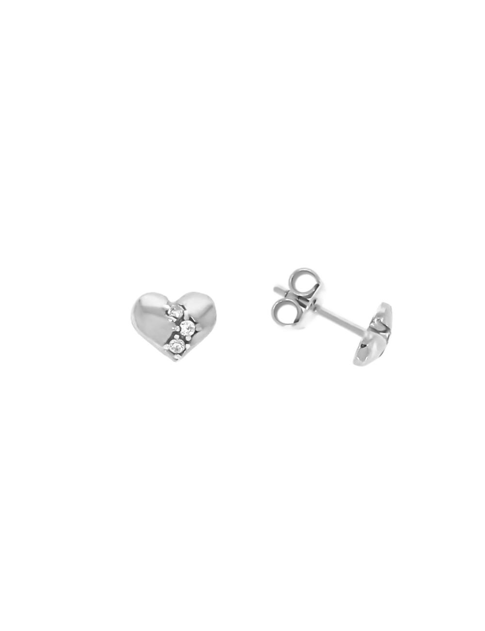 10010108 Kolczyki srebrne pr.925 z cyrkoniami