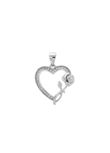 10005957 Wisiorek srebrny pr.925