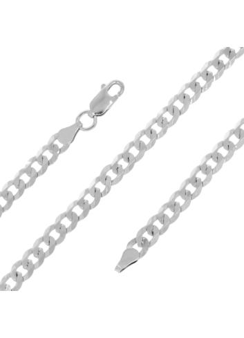 10004138 Łańcuszek srebrny pr.925 - 55 cm