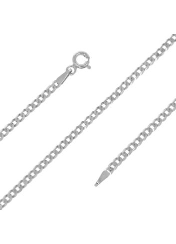 10008623 Łańcuszek srebrny pr.925 - 55 cm