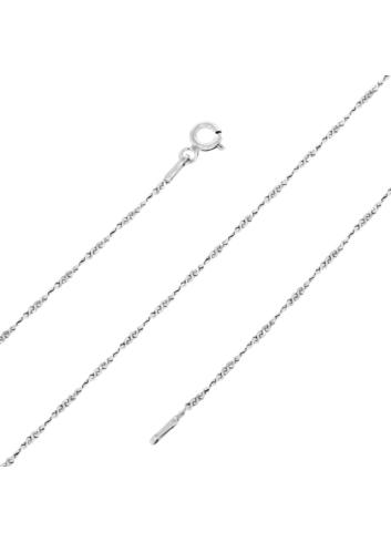 10004160 Łańcuszek srebrny pr.925 - 50 cm