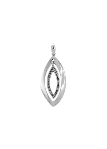 10007370 Wisiorek srebrny pr.925