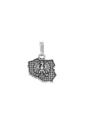 10011484 Wisiorek srebrny pr.925