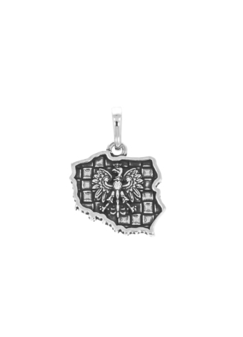 10011485 Wisiorek srebrny pr.925