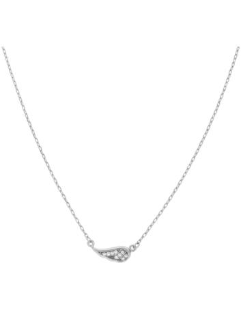 10011486 Naszyjnik srebrna pr.925 z cyrkoniami