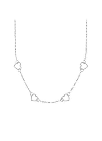 10012326 Naszyjnik srebrny pr.925