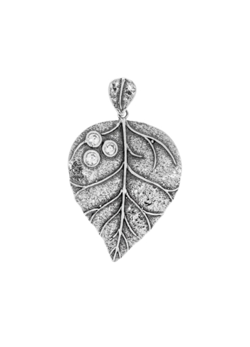 10007874 Wisiorek srebrny pr.925