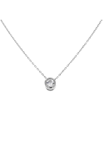 10013038 Naszyjnik srebrny pr.925