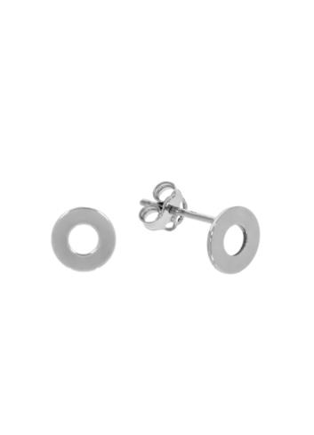 10013218 Kolczyki srebrne pr.925