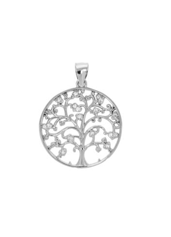 10012993 Wisiorek srebrny pr.925 z cyrkoniami