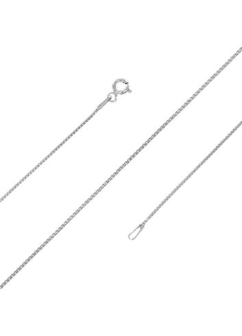10012153 Łańcuszek srebrny pr.925 - 42 cm