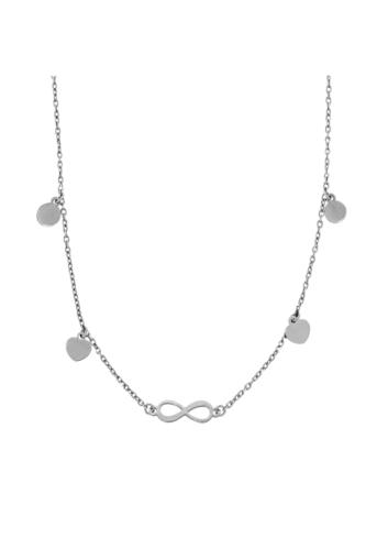 10013535 Naszyjnik srebrny pr.925