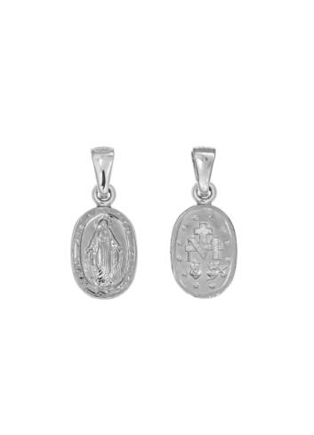 10013687 Medalik srebrny pr.925
