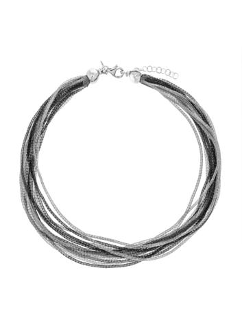 10014021 PROMOCJA Naszyjnik srebrny pr. 925
