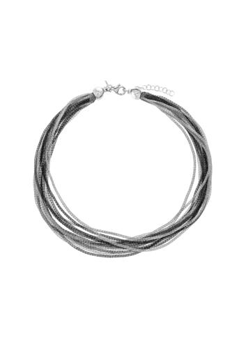 10014022 PROMOCJA Bransoletka srebrna pr. 925