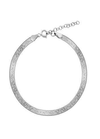 10014094 Naszyjnik srebrny pr.925