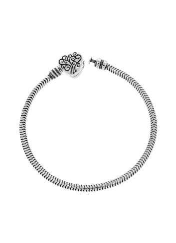 10014711 Bransoletka srebrna pr.925 - 18 cm