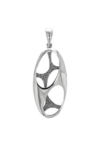 10014872 Wisiorek srebrny pr.925
