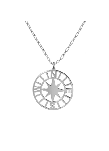 10014773 Naszyjnik srebrny pr.925