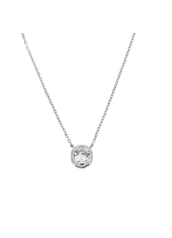10015006 Naszyjnik srebrny pr.925 z cyrkoniami