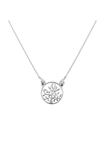 10014725 Naszyjnik srebrny pr.925