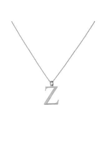 """10015347 Naszyjnik srebrny pr.925 literka """"Z"""""""