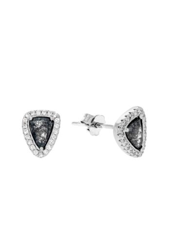 10015205 Kolczyki srebrne pr.925 z cyrkoniami