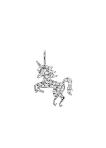 10015715 Wisiorek srebrny pr.925 z cyrkoniami
