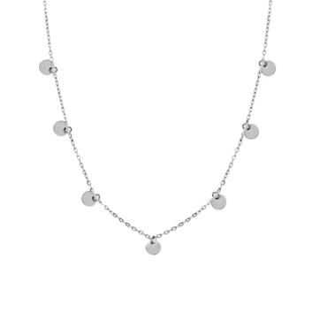 10015439 Naszyjnik srebrny pr.925