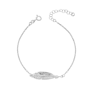 10015960 Bransoletka srebrna pr.925