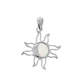 10015624 Wisiorek srebrny pr.925