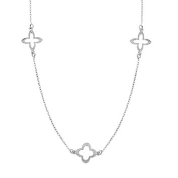 10016107 Naszyjnik srebrny pr.925