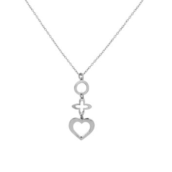 10016120 Naszyjnik srebrny pr.925