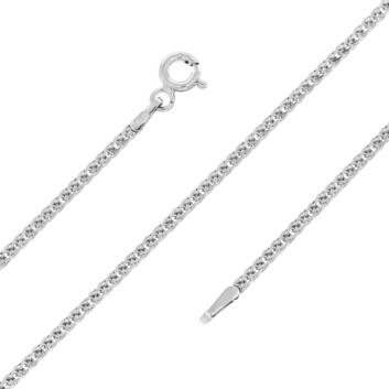 10016172 Łańcuszek srebrny pr.925 - 50 cm