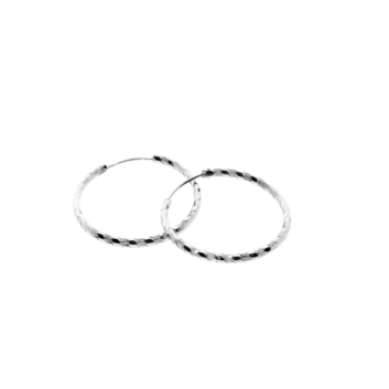 10016322 Kolczyki srebrne pr.925