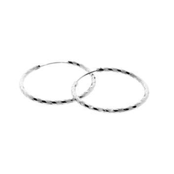 10016324 Kolczyki srebrne pr.925