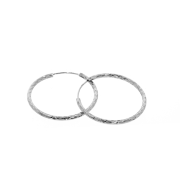10016372 Kolczyki srebrne pr.925