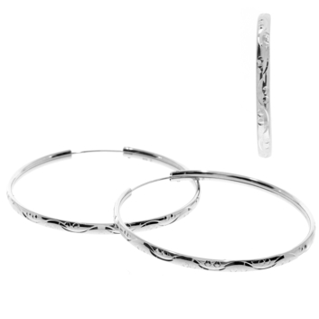 10016360 Kolczyki srebrne pr.925