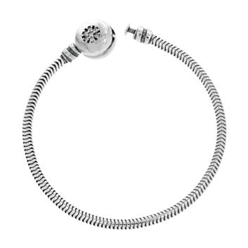 10015148 Bransoletka srebrna pr.925 - 20 cm