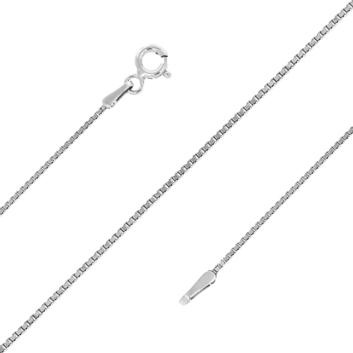 10016945 Łańcuszek srebrny pr.925 - 40 cm