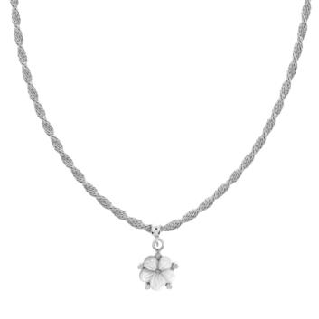 10016582 Naszyjnik srebrny pr.925