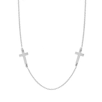 10016560 Naszyjnik srebrny pr.925