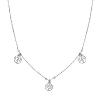 10016777 Naszyjnik srebrny pr.925