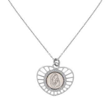 10016908 Naszyjnik srebrny pr.925