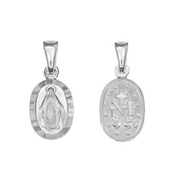 10013681 Medalik srebrny pr.925