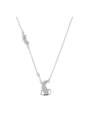 10006641 Naszyjnik srebrny pr.925
