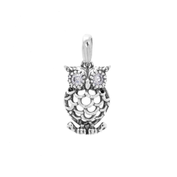 10009036 Wisiorek srebrny pr.925