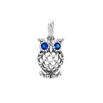 10009035 Wisiorek srebrny pr.925