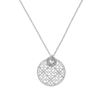 10017258 Naszyjnik srebrny pr.925